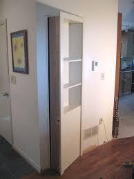 Secret Closet Door Swing Out Bookshelf Door Stashvault