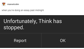 Jokes That Sum Up The Essay Writing Struggle For Students  Hive sub buzz