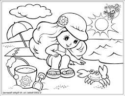 fun kids coloring pages beach coloring page classroom ideas pinterest beach digi