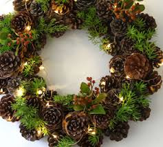 Christmas Tree Wreath Form - 100 cheap and easy diy christmas wreaths prudent penny pincher