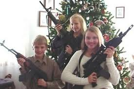 who knows maybe you u0027ll find a bushmaster ar 15 under your tree
