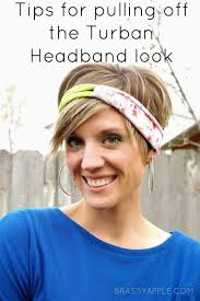 how to wear a turban headband giveaway