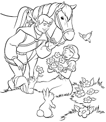 disney princess coloring pages snow white 494527