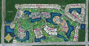 Naples Florida Map Golf Course Countryside Gcc