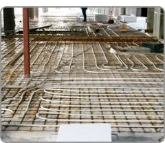 radiant floor heating types options in radiant heating by