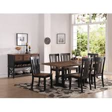 espresso kitchen u0026 dining room sets you u0027ll love wayfair