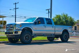 Ford F250 Truck Wheels - ford f 250 super duty anza d557 gallery fuel off road wheels