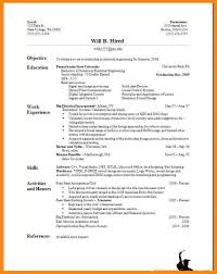 Professional Resume Electrical Engineering 6 How To Make Resume Nurse Resumed