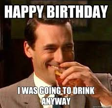 Birthday Meme Funny - 27 truly funny happy birthday memes to post on facebook dudepins blog
