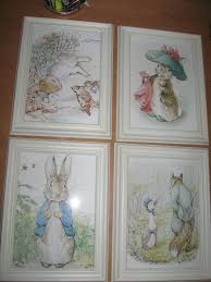 beatrix potter rabbit nursery rabbit and friends by beatrix potter prints only oh baby