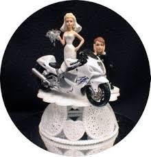 motorcycle wedding cake topper suzuki diecast bike model wedding cake topper crotch rocket