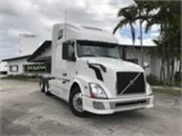 volvo truck fl used 2012 volvo vnl670 tandem axle sleeper for sale in fl 1025