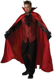 men u0027s devil u0026 vampire theme costumes