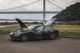 Porsche Cayenne Coupe - 2017 porsche panamera turbo one week review automobile magazine