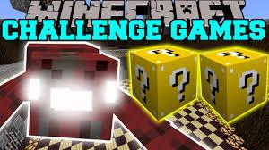 Challenge Minecraft Minecraft Radioactive Spider Challenge Lucky Block Mod