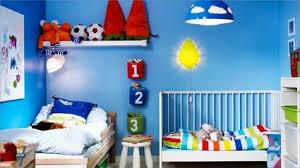 chambre garcon bleu univers deco chambre garcon bleu
