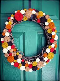 25 gorgeous handmade fall wreaths the 36th avenue