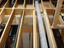 How To Replace Bathroom Subfloor Designers What U0027s Involved In Moving A Toilet Fair And Square