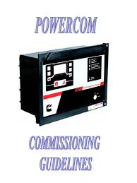 powercom commissioning guideline switch electrical connector