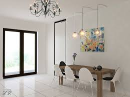 Modern Chandelier Dining Room by Dining Room Beauteous Designs With Modern Chandelier For Dining