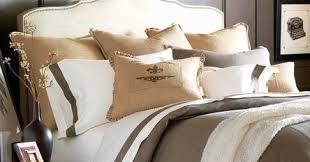 Burlap Bed Skirt Burlap Bed Skirts U0026 Dust Ruffles In 3 Colors Sheet Envy