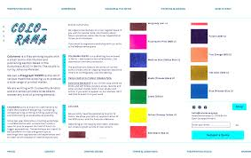 top colors 2017 top 10 sites for designers february 2017 edition how design