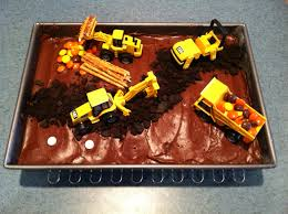 construction cake ideas construction cake my 4 year boy s idea for his s