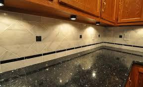 tile backsplash for kitchens with granite countertops black granite countertops with tile backsplash dissland info