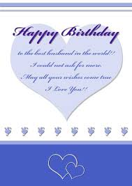 10 best images of free printable birthday cards for my husband
