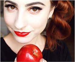 snow white halloween makeup tutorial simple to re create and easy