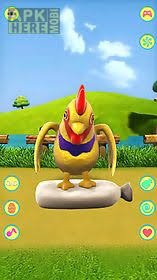 talking android talking chicken for android free at apk here store