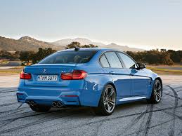 bmw m3 sedan 2015 pictures information u0026 specs