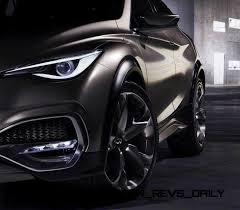 infiniti qx30 interior 2015 infiniti qx30 concept