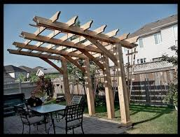Pergola Designs Pictures by Similar Design Cantilevered Pergola Different Angle Projects