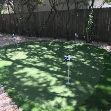 Backyard At Bee Cave Smarturf 59 Photos U0026 10 Reviews Landscaping 12507 W Hwy 71