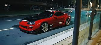 widebody supra mk4 this ridox toyota supra is u002790s jdm at its best the drive