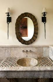 Spanish Style Bathroom by 574 Best Powder Rooms U0026 Bathrooms Images On Pinterest Powder