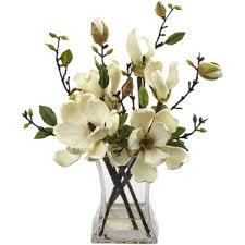 Artificial Flower Arrangement In Vase Artificial Flower Arrangements You U0027ll Love Wayfair