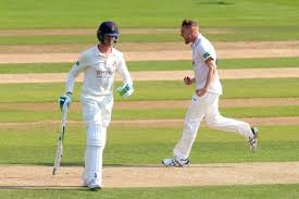 essex v lancashire bowlers dominate on day one cricket ilford