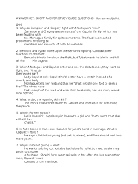 answer key review questions docx theatre characters characters