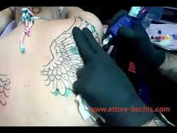wings cover up