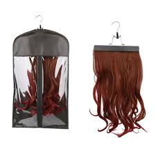 Online Clip In Hair Extensions by Online Buy Wholesale Hair Extension Bag And Hanger From China Hair