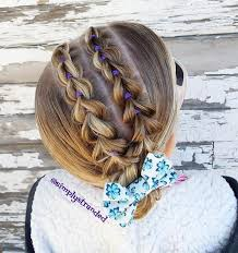 Stylish Hairstyles For Girls by 40 Cool Hairstyles For Little Girls On Any Occasion