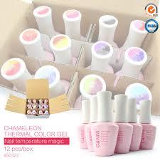 50423h cheap 15ml canni uv gels peel off nails polish change color