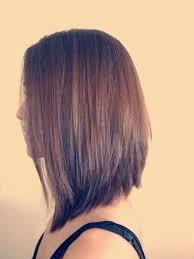 how to cut a medium bob haircut women s stacked and graduated haircut hair straighteners
