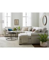 Sofa Bed Macys Astra 5 Piece Sectional With Chaise Created For Macys Living Room