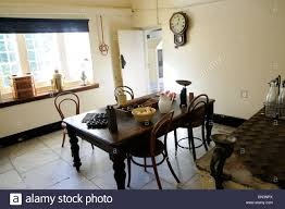 national trust property kitchen interior como historic house and