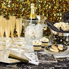 new years party decor new years decorating idea popcorn fills the party hats