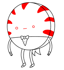 how to draw peppermint butler from adventure time peppermint