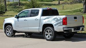 mountain jeep decals 2015 2016 2017 2018 chevy colorado truck bed stripes